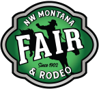 Northwest Montana Fair and Rodeo Logo